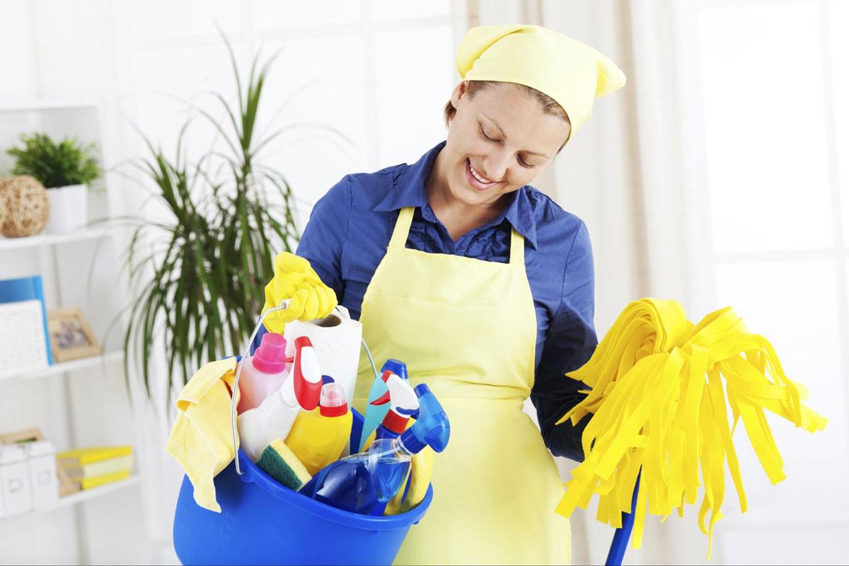 Домработница на генеральную (разовую) уборку